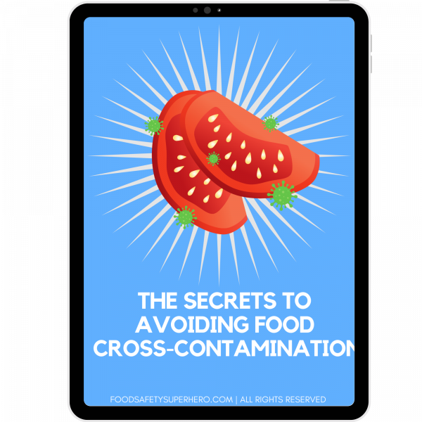 how to prevent food cross contamination