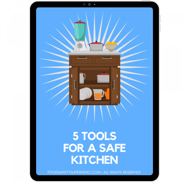 5 Tools for a safe kitchen