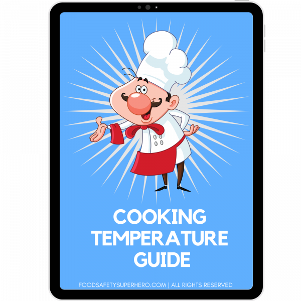 cooking temperature guide