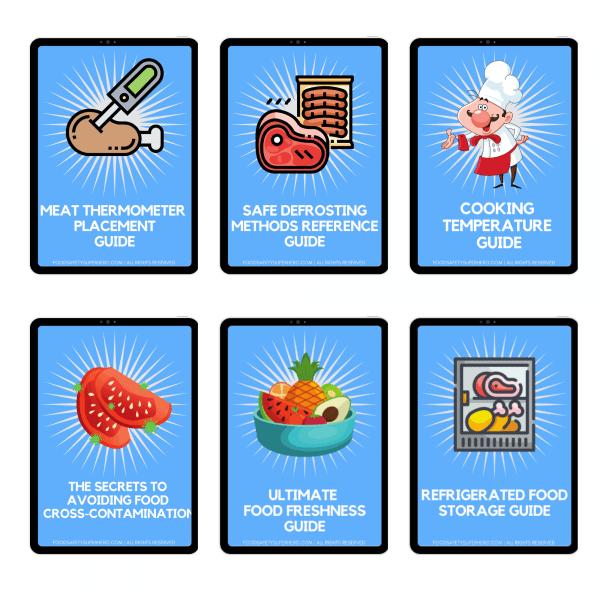 food safety bundle pack